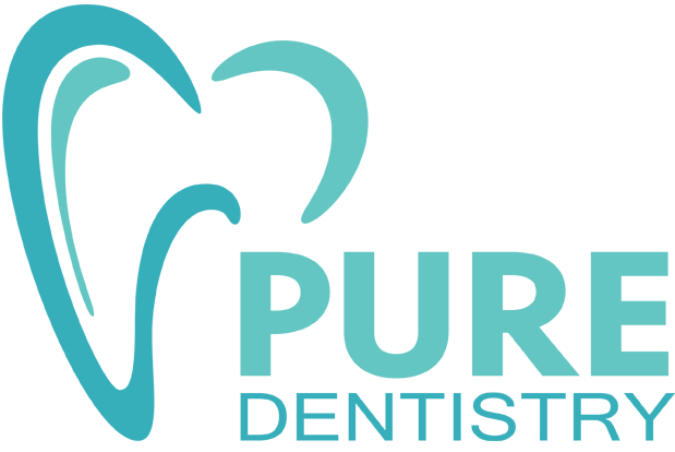 logo pure dentistry